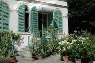 Visite charmes de la nouvelle ath nes paris 9eme - Jardin du musee de la vie romantique ...
