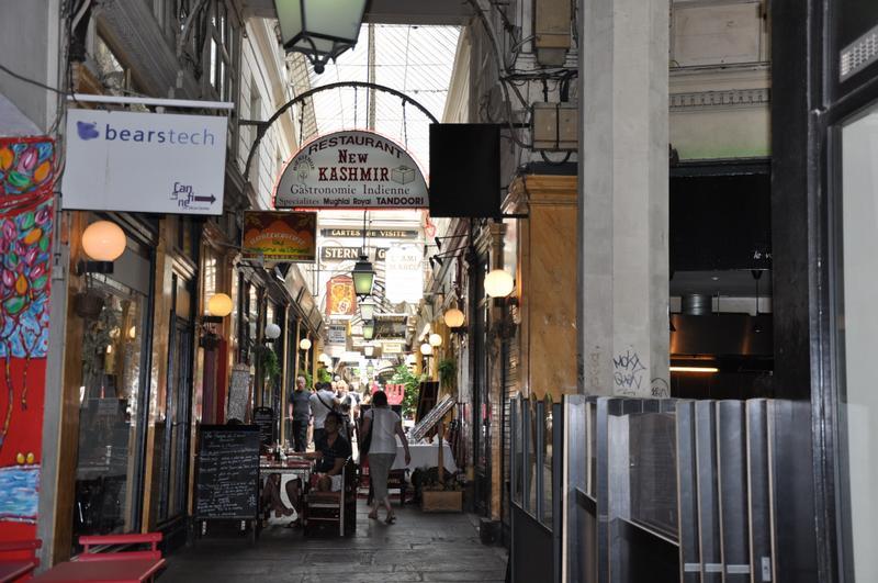 Visite visite guid e du quartier du sentier paris guid e par martine peyr - Quartier du sentier paris ...