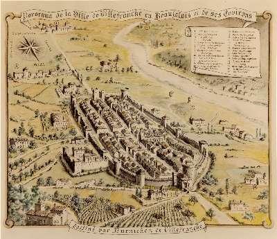 Visite villefranche sur sa ne capitale du beaujolais - Piscine de villefranche sur saone ...