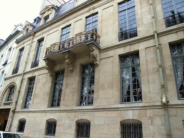 Visite hotel de lauzun la splendeur de venise a paris 17 quai d 39 an - Hotel de lauzun visite ...