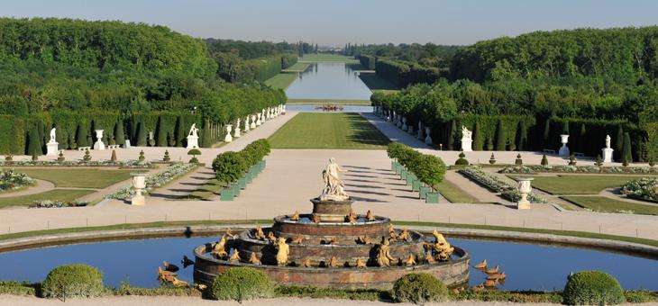 Visite balade au temps de louis xiv les jardins du - Jardin du chateau de versailles gratuit ...