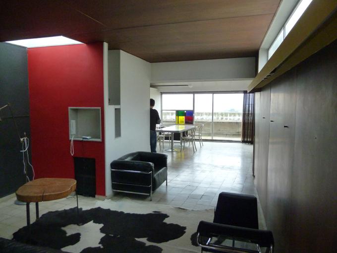 Visite l appartement atelier de le corbusier paris guid e par pierre yves - Appartement le corbusier ...