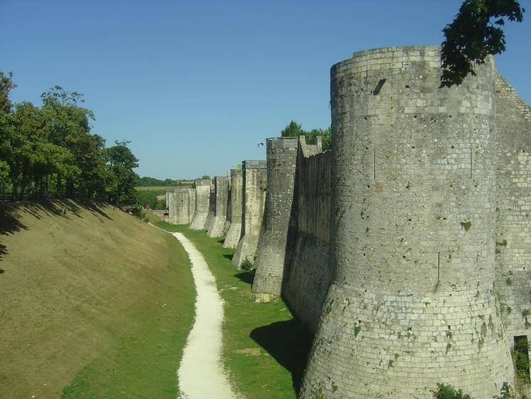 Fortifications Provins Ludivine Rodon