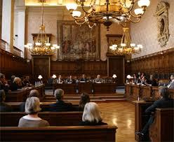 Visite le palais de justice en activit paris guid e for Chambre correctionnelle paris
