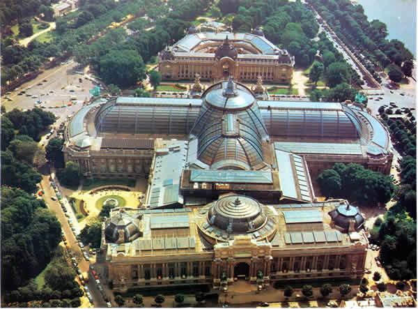 Visite pont alexandre iii petit palais grand palais th tre du rond point palais de la - Expo le grand palais ...