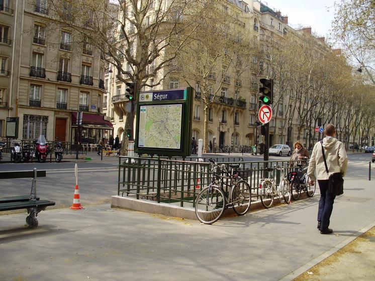 Visite visitez toutes les rues autour de s gur for Visite autour de paris