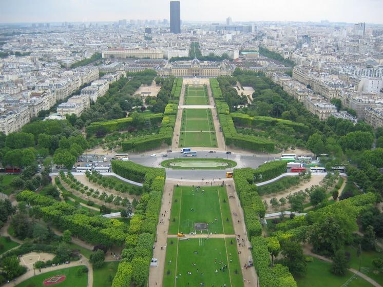 visite les jardins des tuileries catherine de m dicis