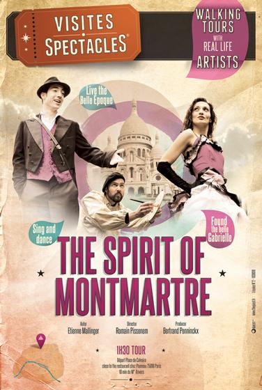 The Spirit of Montmartre